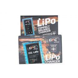 LiPo baterijų pakrovėjas